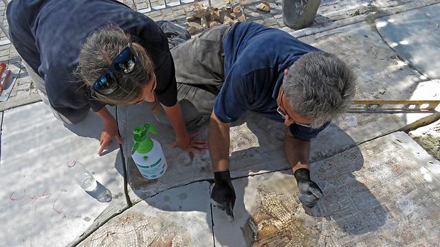 Photo courtesy of the Israel Antiquity Authority