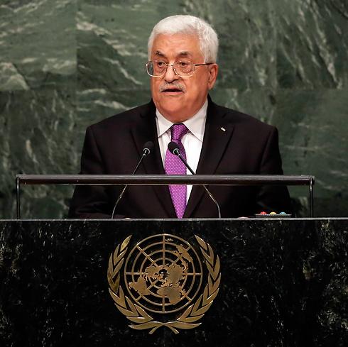 Mahmoud Abbas. Seems to be losing control (Photo: AP)