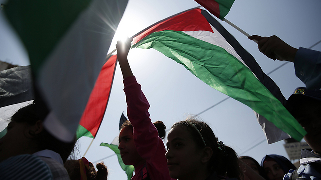 If Trump allows the Right to keep marching towards one state, the result will be a fulfillment of the BDS vision (Archive photo: AFP)