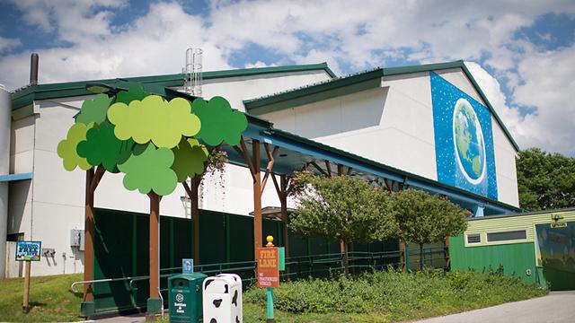 מפעל Ben&Jerry's