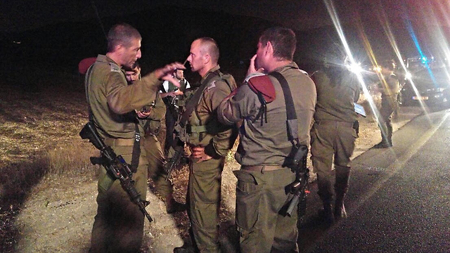 Four new battalions in the West Bank. (Photo: IDF Spokesperson's Unit)