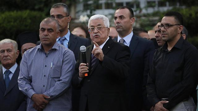 Mahmoud Abbas (Photo: AFP)