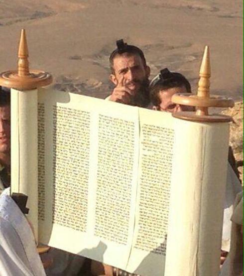 הרב נחמיה לביא (צילום: אלי סקייסט)