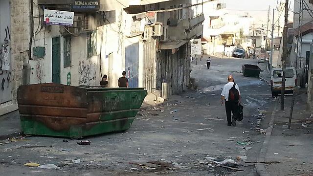 Issawiya , East Jerusalem (Photo: Mohammed Shinawi)