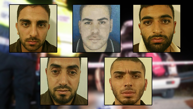 The arrested members of the cell affiliated with Hamas.