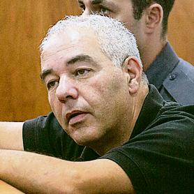 רונאל פישר בהארכת מעצרו | צילום: אוהד צויגנברג