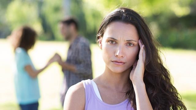 לעיתים המשבר שמתעורר מועצם יותר מזה שהיה בתקופת הגירושים עצמה (צילום: Shutterstock) (צילום: Shutterstock)