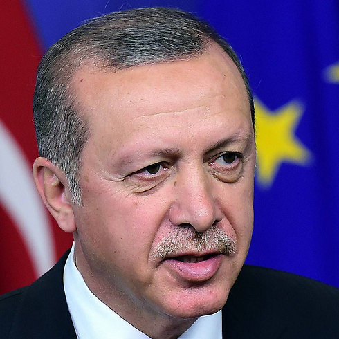 Turkish President Tayyip Recep Erdogan (Photo: AFP)