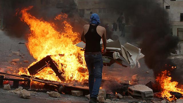 Беспорядки в Иудее и Самарии. Фото: AFP