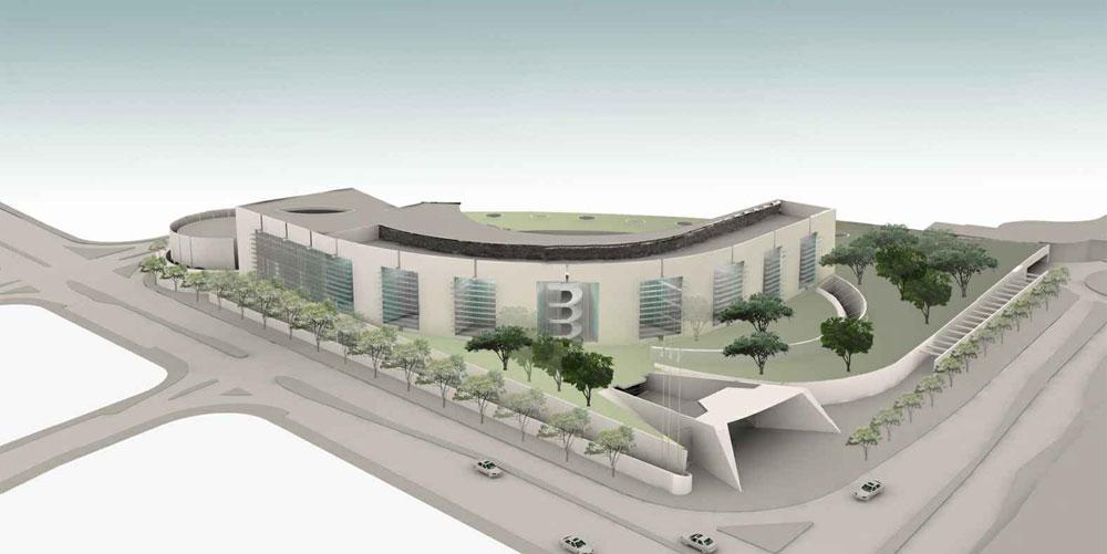 בוועדה טענו כי הפרויקט אינו מתייחס להיסטוריה של מדינת ישראל. האדריכלית, עדה כרמי-מלמד, השיבה כי יש אבן ירושלמית