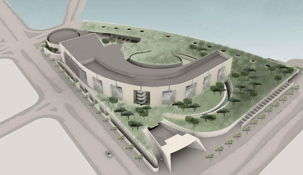 הפרויקט, שנחשף בערוץ האדריכלות של Xnet, עומד להעביר את מעון רה''מ ומשרד רה''מ למשכן משותף בקרית הלאום