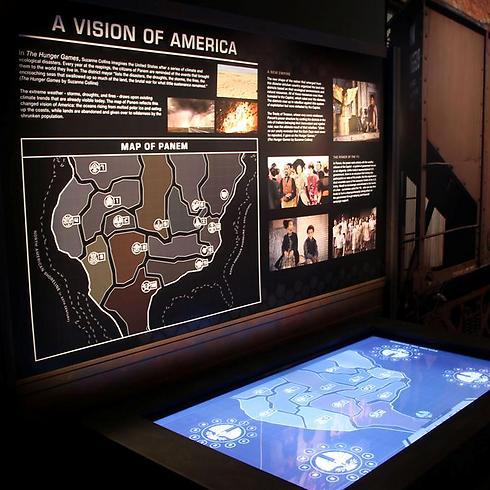 מפת פאנאם על פי גבולות המתאר של ארצות הברית (באדיבות Discovery) (באדיבות Discovery)