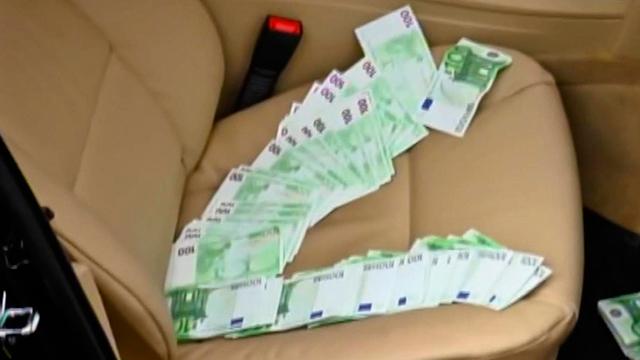 מזומנים רבים החליפו ידיים (צילום: AP)