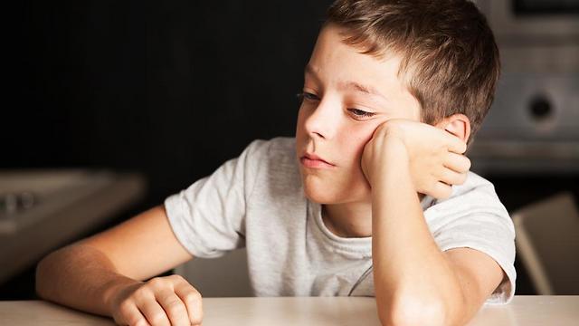 אתה סתם עצוב (צילום: shutterstock) (צילום: shutterstock)