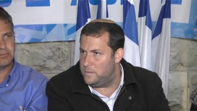 """יו""""ר המועצה האזורית שומרון, יוסי דגן (צילום: בראל אפרים)"""