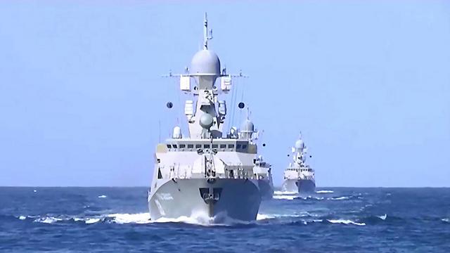 טילי שיוט של רוסיה על מטרות של דאעש (צילום: MCT) (צילום: MCT)