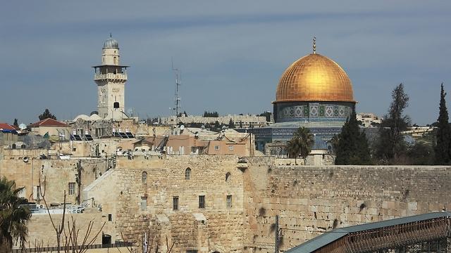 ירושלים. ירידה חדה בתיירות (צילום: shutterstock) (צילום: shutterstock)