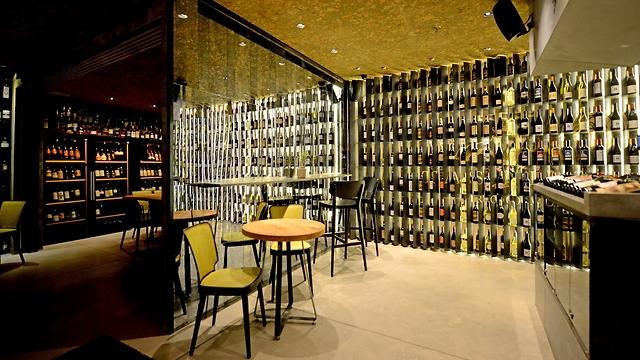 Tasting room (Photo: Ran Biran)