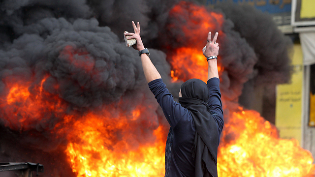 Anarchy (Photo: AFP)