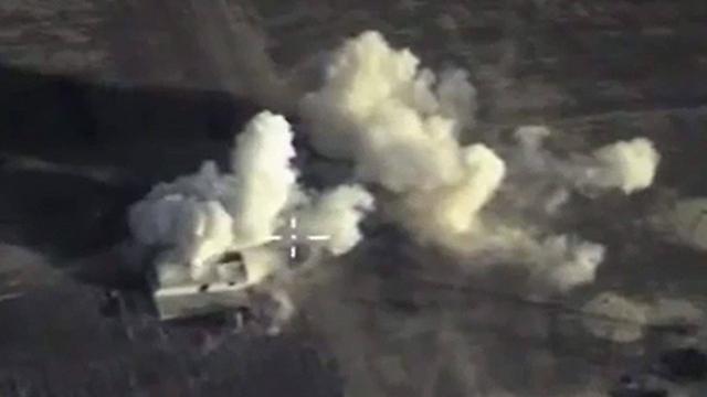 התקיפות האוויריות הרוסיות שינו את פני המלחמה בסוריה (צילום: EPA) (צילום: EPA)