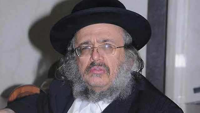 Rabbi Yeshayahu Krishevsky, 60, murdered in vehicular attack in Geula neighborhood in Jerusalem (Photo: Shmuel Drey)
