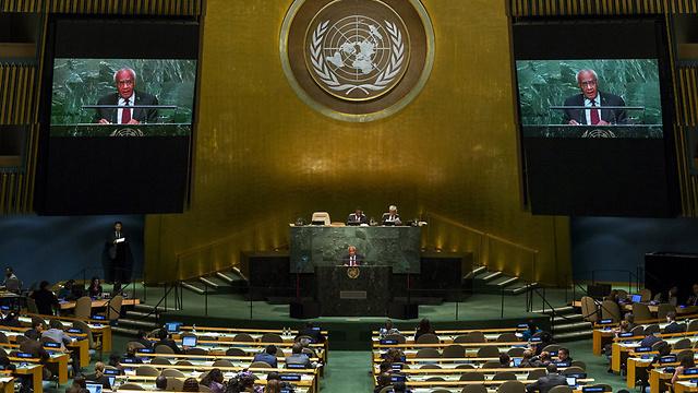 """העצרת הכללית של האו""""ם. 535 פגישות מרתוניות (צילום: רויטרס) (צילום: רויטרס)"""