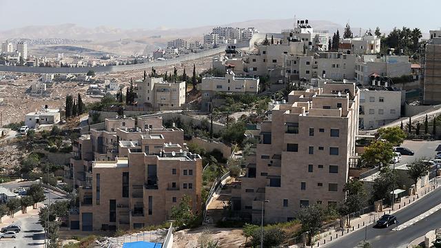Jerusalem's Nof Zion neighborhood (Photo: Amit Shabi)