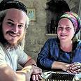 יהונתן ויסכה צילום: תם בר אילן