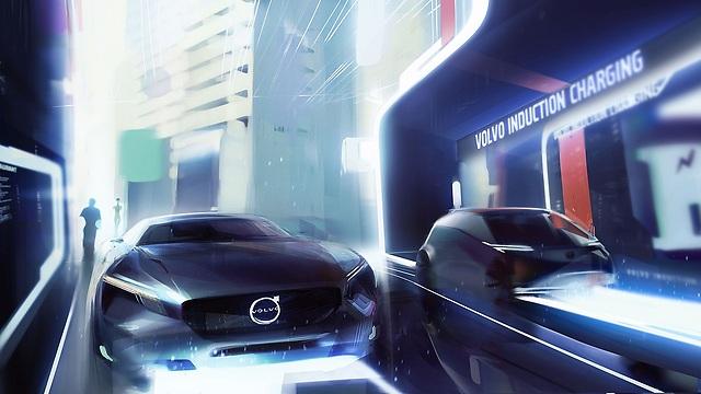 וולוו מצהירה: העתיד יהיה חשמלי