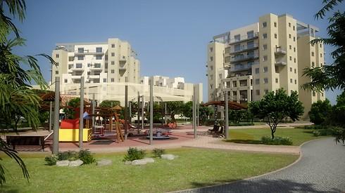 שכונת רמת אלישיב בלוד. שיטת חבר מביא חבר ()