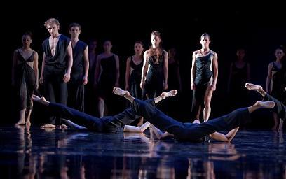 """""""רקדנים שמעזים ללכת עד הקצה"""" (צילום: Gert Weigelt  ) (צילום: Gert Weigelt  )"""