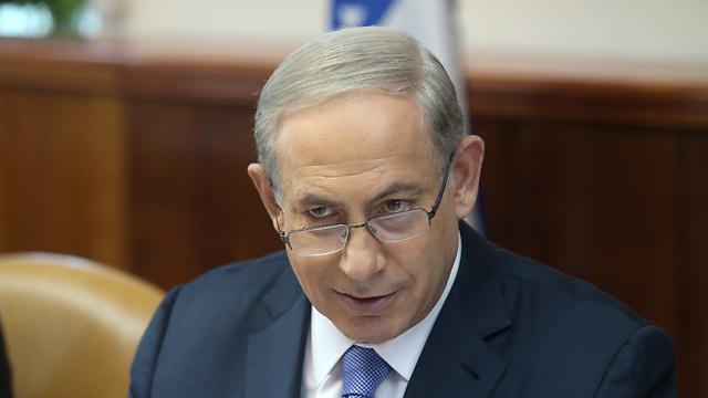 Prime Minister Benjamin Netanyahu. (Photo: Amit Shabi, Yedioth Ahronoth)