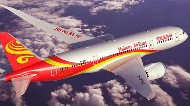 מישראל לסין ובחזרה (מתוך אתר החברה)