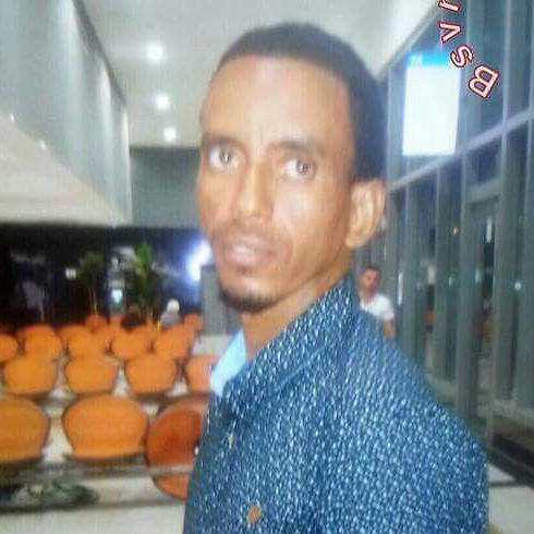 Haptom Zerhom - the Eritrean citizen killed during the attack
