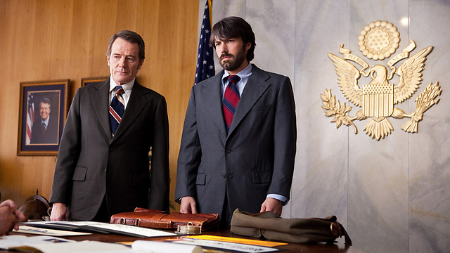 Ben Affleck and Bryan Cranston in Oscar-winning film 'Argo.' Accused by Iranian authorities in 2013 of distorting facts