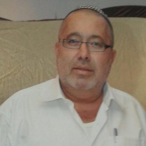 Avraham Hasano (Photo: Kiryat Arba Spokesperson's Office)