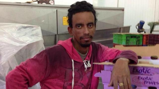 The Eritrean who was killed in the incident.