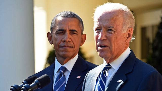 ג'ו ביידן פקפק בהצעה, אובמה היה נחוש (צילום: AFP) (צילום: AFP)