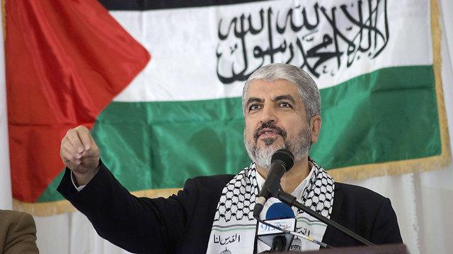 חאלד משעל (צילום: AFP) (צילום: AFP)