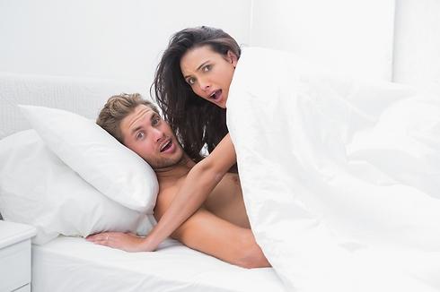 מכור למין מועד יותר לבגידות מאדם אחר (צילום: Shutterstock) (צילום: Shutterstock)