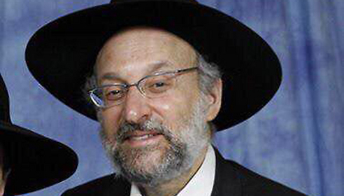 Chaim Yechiel Rothman, who died from his wounds a year after being injured during the Har Nof massacre
