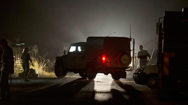 Патруль ЦАХАЛа на сирйиской границе. Фото: EPA