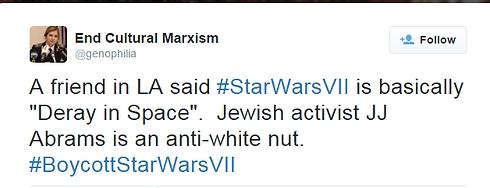 מתוך הטוויטר של End Cultural Marxism (מתוך טוויטר) (מתוך טוויטר)