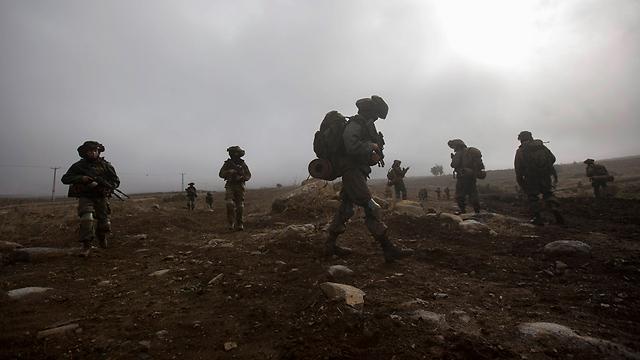 הצבא מוכן, החברה לא. מתכון לתחושת חמיצות (צילום: EPA) (צילום: EPA)