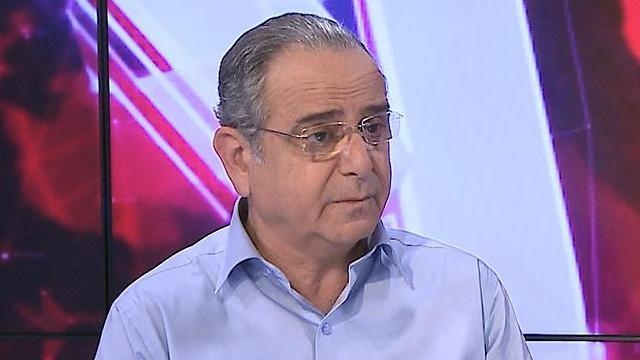 נשיא התאחדות התעשיינים שרגא ברוש (צילום: ניצן דרור) (צילום: ניצן דרור)