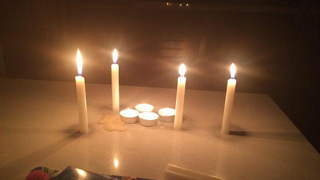 אין חשמל בפתח תקווה (צילום: ירון דרוקמן)