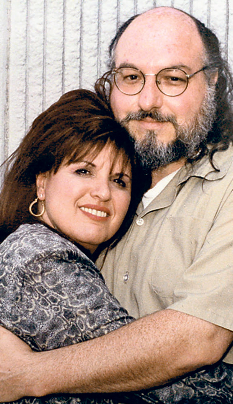 Esther and Jonathan Pollard. 'Being in prison for so long can destroy anyone. Jonathan was able to maintain his vitality and intellectual strength thanks to his personality and the huge support he received from his wife'