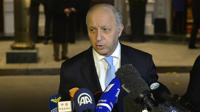 French Foreign Minister Laurent Fabius (Photo: AFP)