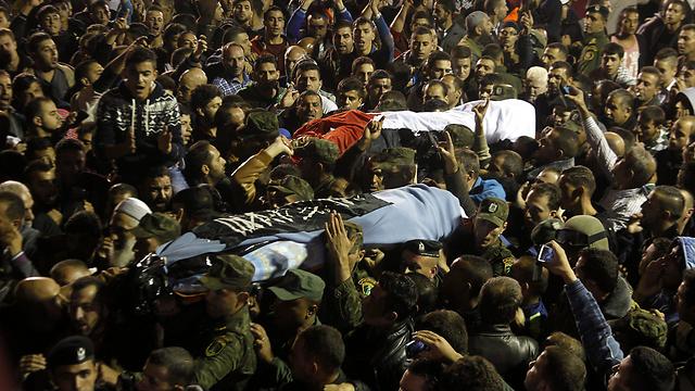 Terrorist bodies returned this week. (Photo: EPA)