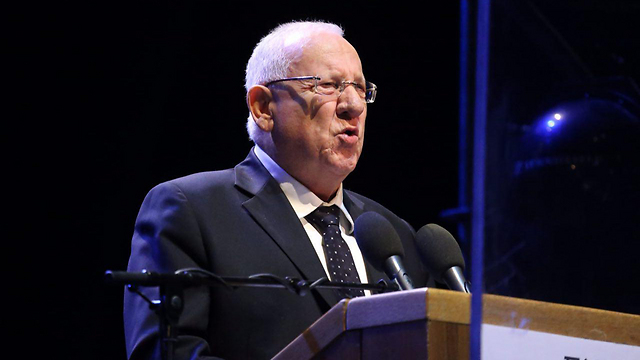 President Reuven Rivlin. (Photo: Moti Kimchi)